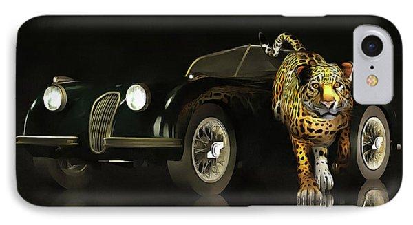 Jaguar Mk 3 IPhone Case