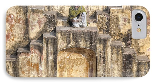 Jaipur - India IPhone Case by Joana Kruse