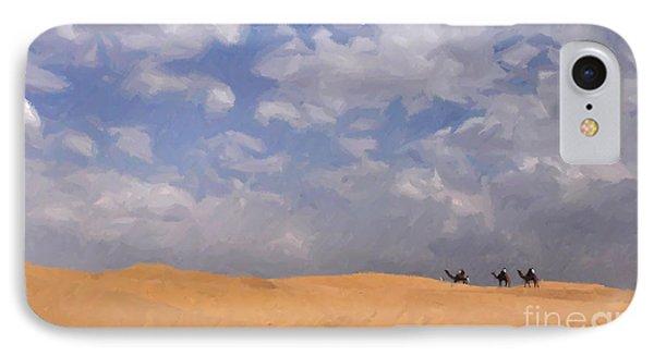 Jaisalmer Desert Festival-1 IPhone Case