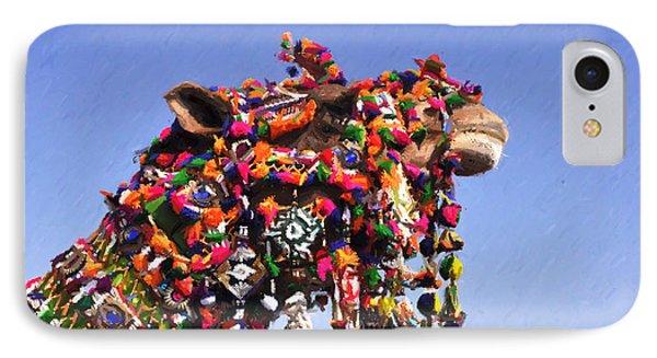 Jaisalmer Desert Festival-5 IPhone Case