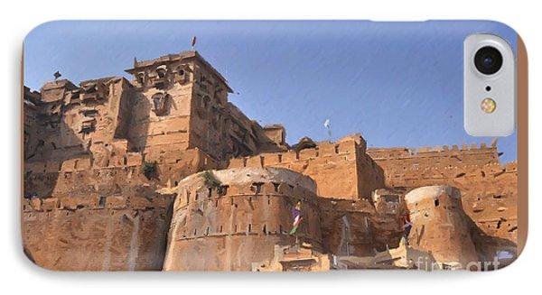 Jaisalmer Desert Festival-9 IPhone Case