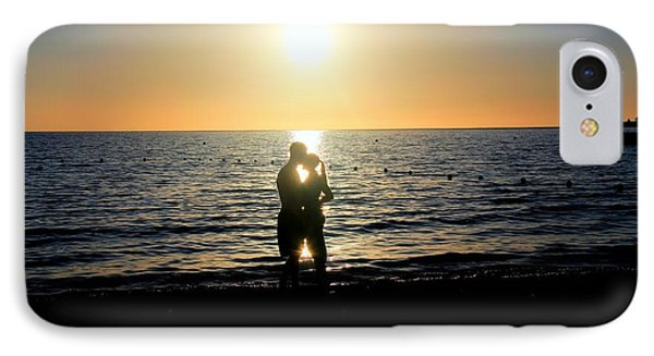 Jamaican Sunset Kiss By Steve Ellenburg Phone Case by Steve Ellenburg
