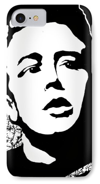 James Dean IPhone Case by Curtiss Shaffer