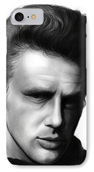 James Dean IPhone 7 Case by Greg Joens