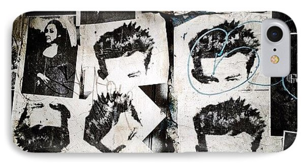 James Dean IPhone Case by Natasha Marco