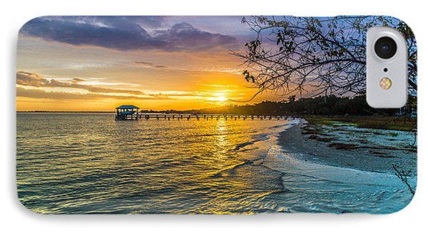 James Island Sunrise - Melton Peter Demetre Park IPhone Case