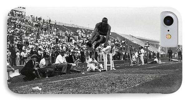 James Jesse Owens Phone Case by Granger