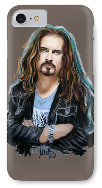 James Labrie IPhone Case