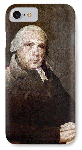 James Madison (1751-1836) Phone Case by Granger