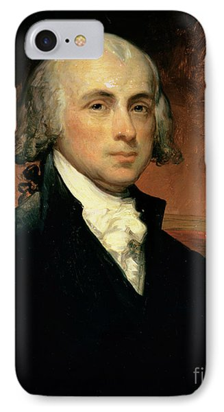 James Madison IPhone Case by American School