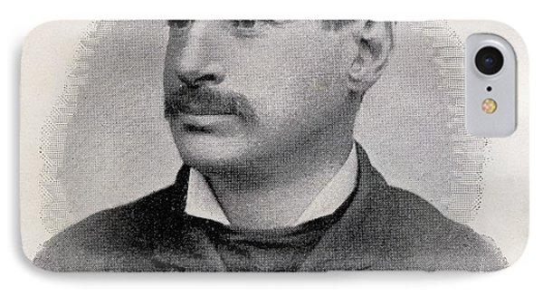 James Mason 1849   1905 Famous Irish IPhone Case by Vintage Design Pics