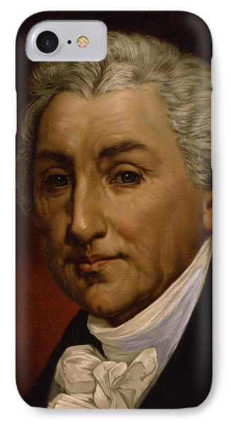 James Monroe - President Of The United States Of America IPhone Case by International  Images