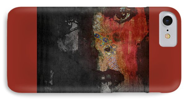Jamming Good With Wierd And Gilly IPhone Case by Paul Lovering