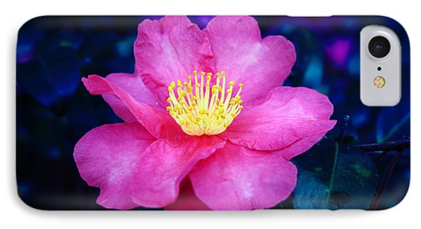 Jane's Sasanqua IPhone Case by Marilyn Carlyle Greiner