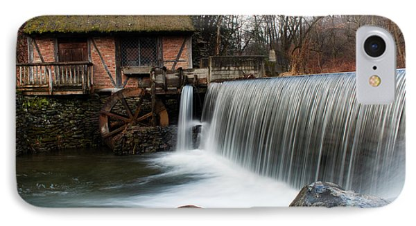 January Morning At Gomez Mill #2 Phone Case by Jeff Severson