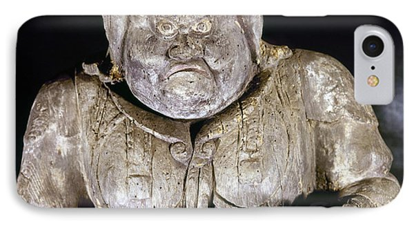 Japan: Buddhist Statue Phone Case by Granger