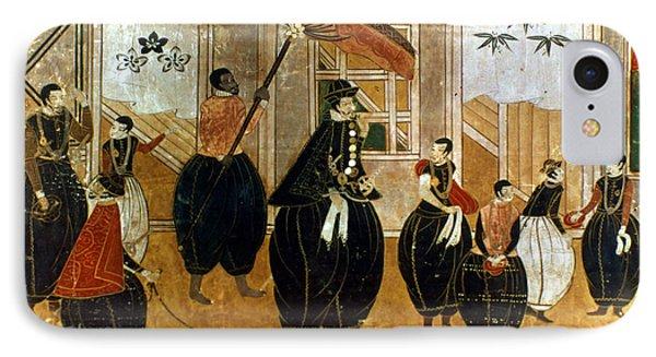 Japan: St. Francis Xavier Phone Case by Granger