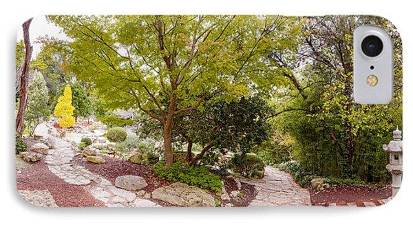 Japanese Garden Serenity At Zilker Botanical Gardens - Austin Texas Hill Country IPhone Case by Silvio Ligutti