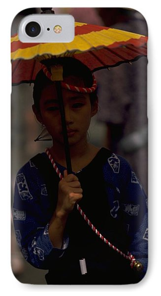 Japanese Girl IPhone 7 Case