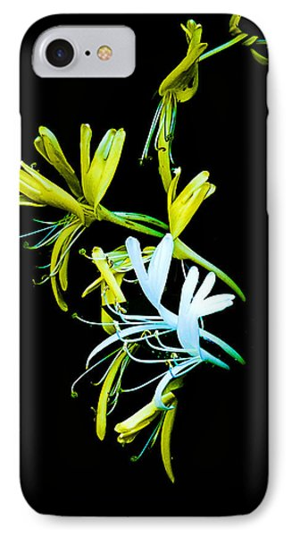 IPhone Case featuring the photograph Japanese Honeysuckle by Bill Barber