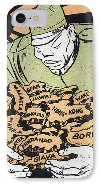 Japanese Imperialism IPhone Case by Granger