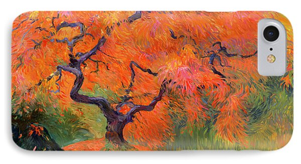 Japanese Maple Tree IPhone Case
