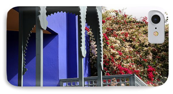 IPhone Case featuring the photograph Jardin Majorelle 3 by Andrew Fare