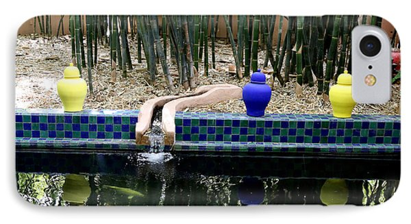 IPhone Case featuring the photograph Jardin Majorelle by Andrew Fare
