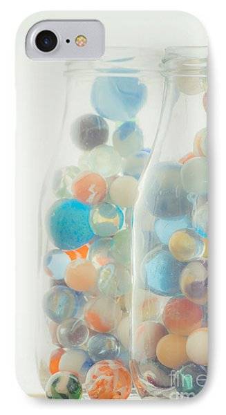 Jars Full Of Marbles IPhone Case