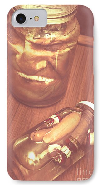 Jars Of Evil Monsters IPhone Case