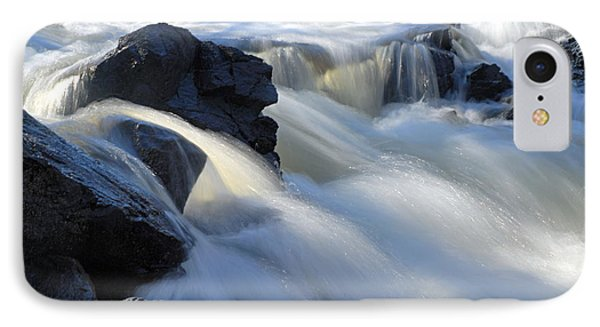 Jasper Falls Closeup IPhone Case