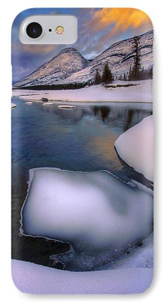 Jasper In The Winter IPhone Case by Dan Jurak