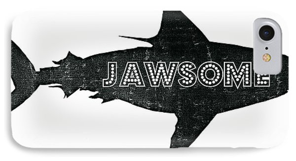 Jawsome IPhone 7 Case by Michelle Calkins