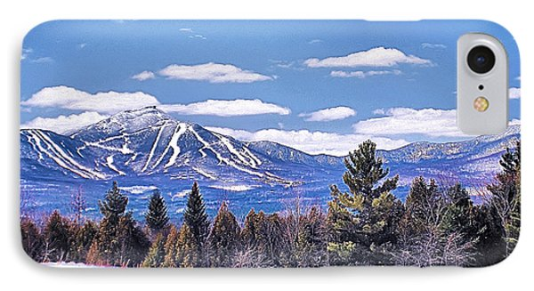 Jay Peak IPhone Case by John Selmer Sr