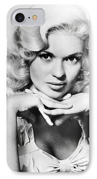 Jayne Mansfield  (1933-1967) Phone Case by Granger