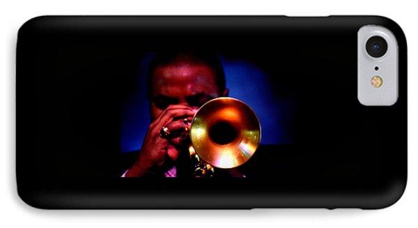 Jazz 11 IPhone Case by David Gilbert