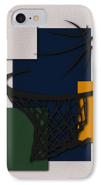 Jazz Hoop IPhone Case