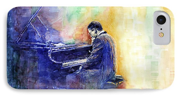 Jazz Pianist Herbie Hancock  IPhone Case