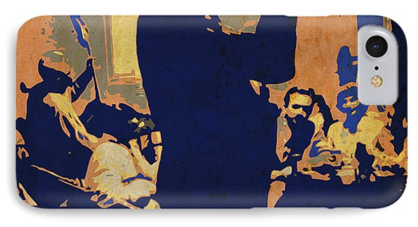 Jazz Trumpet Player IPhone 7 Case