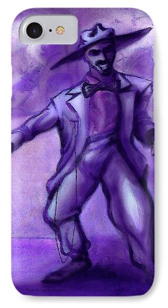 Jazzy Phone Case by Kevin Middleton
