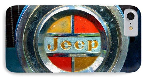 Jeep Logo 192 IPhone Case