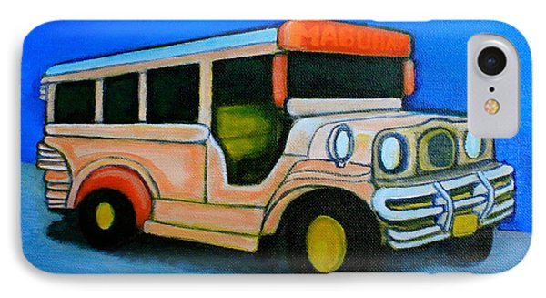Jeepney IPhone Case