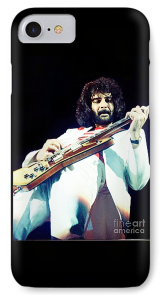 Jeff Carlisi Of 38 Special - Cow Palace San Francisco 3-15-80 IPhone Case by Daniel Larsen