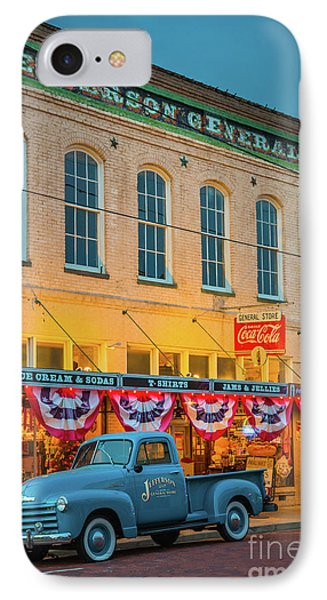 Jefferson General Store Phone Case by Inge Johnsson