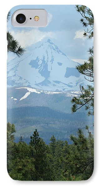 IPhone Case featuring the photograph Jefferson Pines by Laddie Halupa