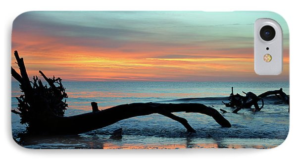 IPhone Case featuring the photograph Jekyll Island Sunrise 2016a by Bruce Gourley