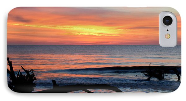 IPhone Case featuring the photograph Jekyll Island Sunrise 2016b by Bruce Gourley