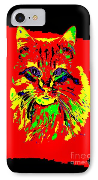 Jekyll The Cat IPhone Case
