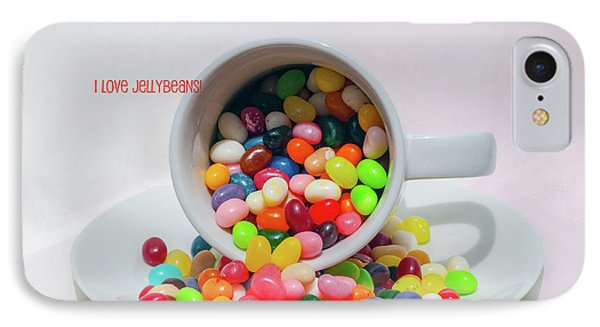 Jelly Beans IPhone Case by Carolyn Dalessandro