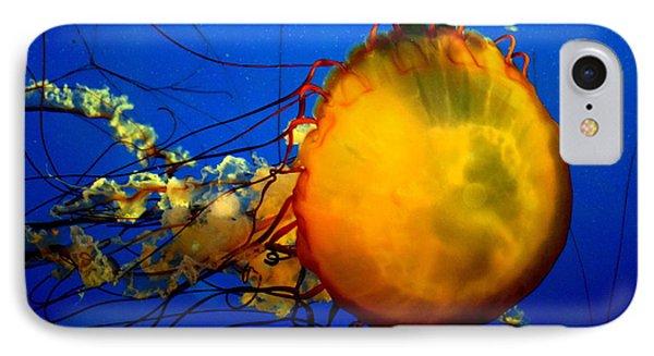 Jellyfish IPhone Case by David Gilbert